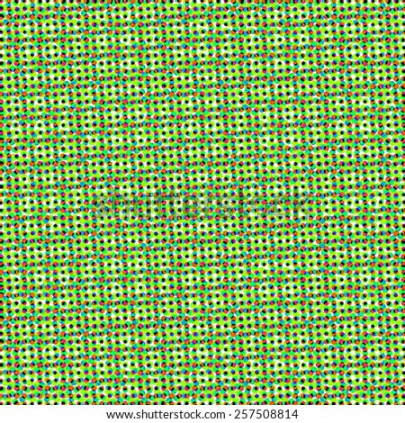 Green abstract background dot pattern. Abstract modern background with geometric abstract dot circles pattern. Abstract green grunge background, pattern grunge vintage design. Colorful dots background