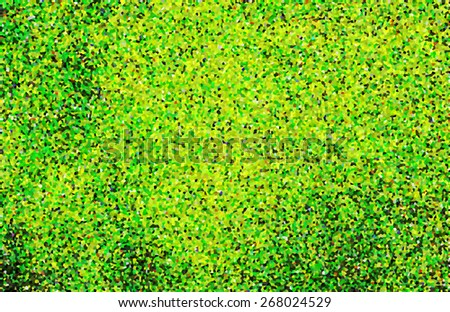 Green abstract background dot pattern. Abstract modern background with geometric abstract dot circles pattern. Abstract green grunge background, pattern grunge vintage design. Vintage dots background.
