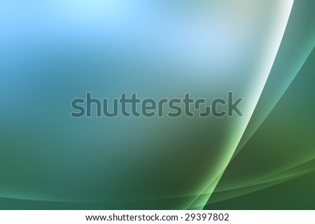 Green abstract background, wallpaper, texture.