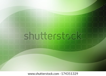 Green Abstract blur background or Green blurred background.