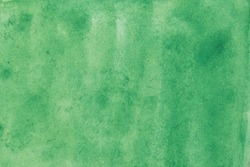 Green abstract colorful aquarel watercolor background.