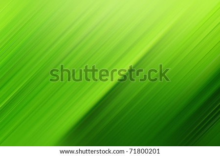 Green abstract dynamic background