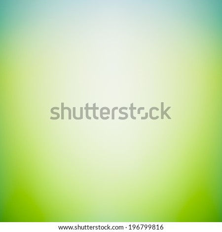 Green abstract light background - Shutterstock ID 196799816