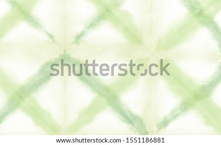 Green Abstract Texture Border. Bleached Acrylic Splattered Pattern. Trendy Modern Cloth Material Print. Data Multicolor Glow Effect. Techno Techno Wear.