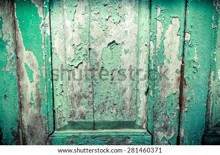 Green abstract wood texture surface and background / Green abstract wood texture and background / Close up. Green abstract wood background (green, wooden, abstract)