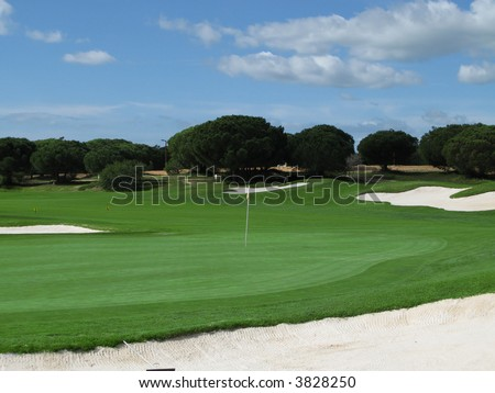 Green and Bunkers