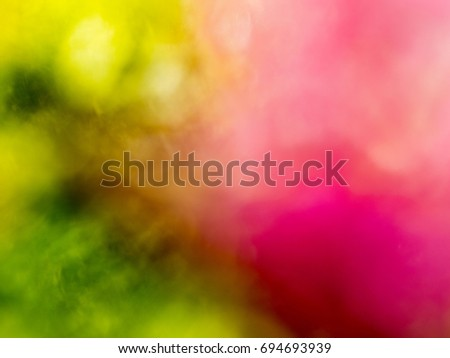 pink green background