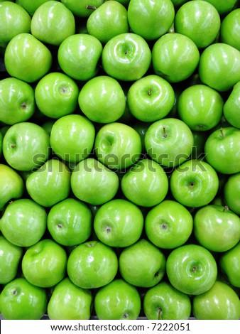 green apple shop