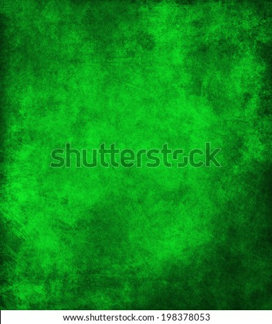green background color splash
