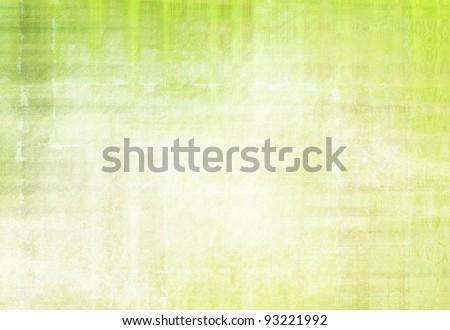 Green background grunge