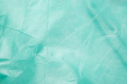 green background .medical green background of fabric used for medical purposes