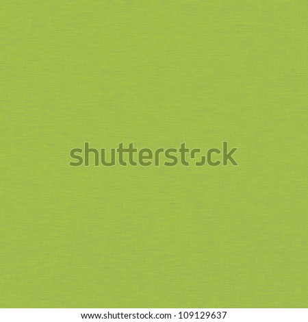 green background with subtle fabric texture