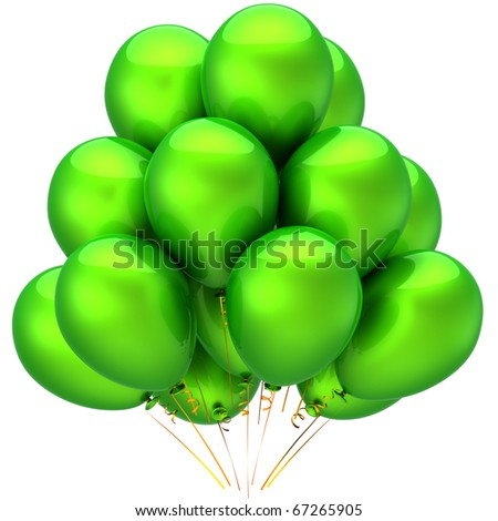 http://image.shutterstock.com/display_pic_with_logo/636115/636115,1292431467,1/stock-photo-green-balloons-shiny-and-beautiful-party-decoration-concept-this-is-a-detailed-d-render-hi-res-67265905.jpg