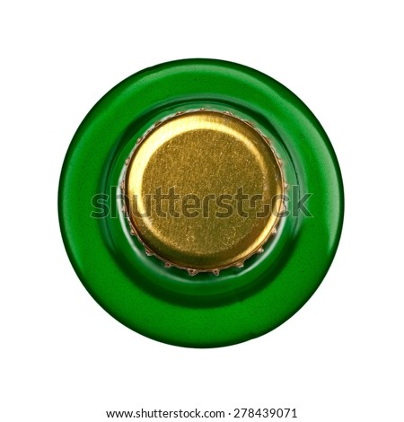 FREE IMAGE: Beer Bottle From Above - Libreshot Public ...