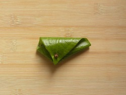 Green Betel quid or Paan