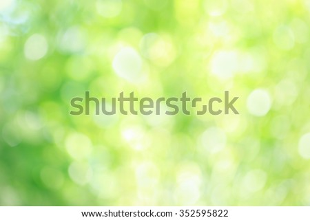 Green blurred backdrop. Abstract background wallpaper. #352595822