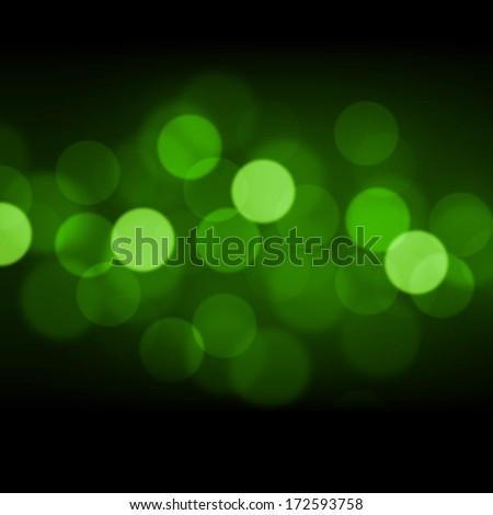 Green blurred background.Green abstract background.