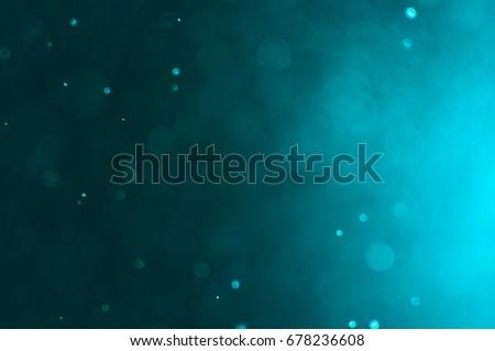 green bokeh abstract #678236608