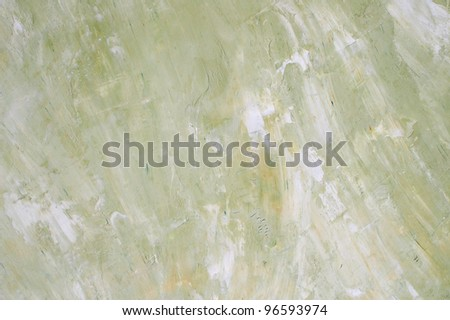 Green cement wall texture