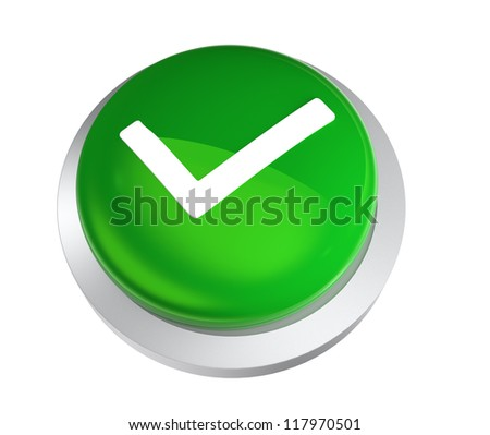 green check button