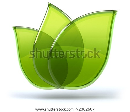 Green concept - stock photo