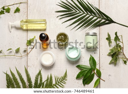 green cosmetics composition #746489461