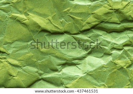Green Crepe Paper Background Abstract Ez Canvas