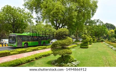 Green Delhi Clean Delhi New Delhi India