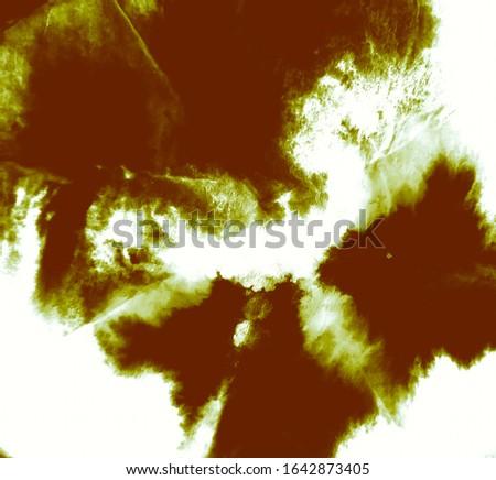 Green Dirty Art Background. Dirty Art Painting. Aquarelle Texture. Splash Banner.Tie Dye Batik. White Watercolor Print. Cream Tie Dye Print. Watercolor Pattern. Abstract Splash.