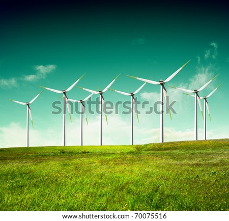 Green ecology,Alternative energy