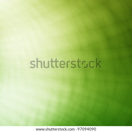 Green elegant card background