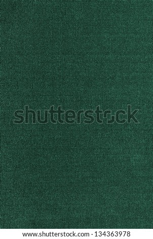 green fabric as background