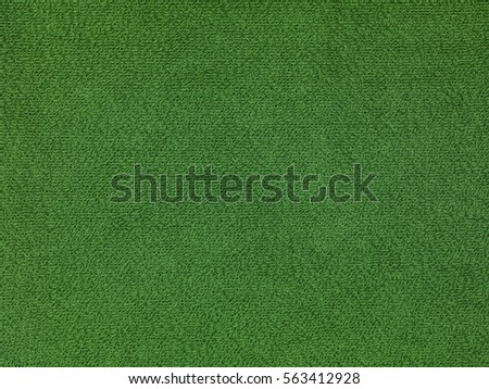 green fabric close up, background #563412928