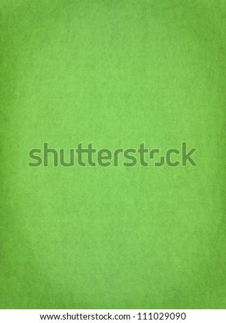 Green felt paper texture
