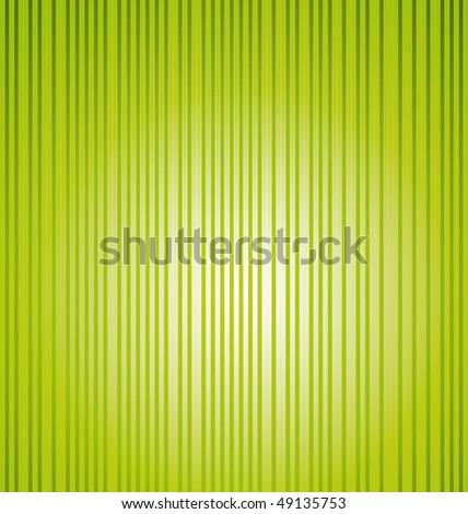 Green fresh striped background.