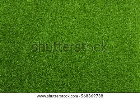 Green Glitter background - Shutterstock ID 568369738