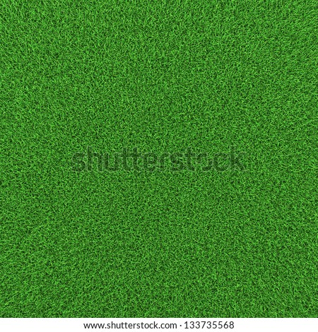 Green grass background texture, high resolution 3d render.