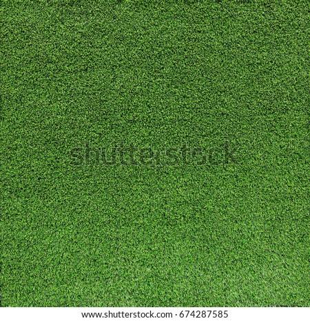 green grass texture background, football field background - Shutterstock ID 674287585