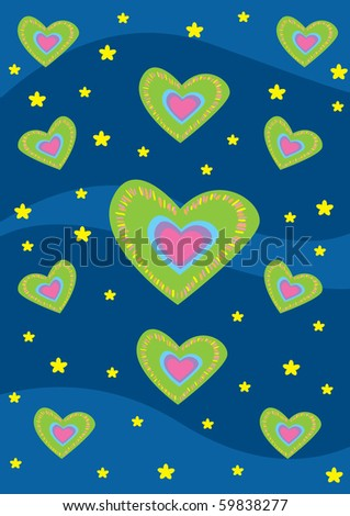 coloring pages of hearts and stars. coloring pages of hearts and stars. coloring pages of hearts and
