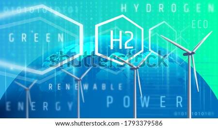 Green hydrogen: an alternative that reduces emissions and cares for our planet. Green hydrogen is made by using clean electricity from renewable energy technologies to electrolyse water (H2O), separat