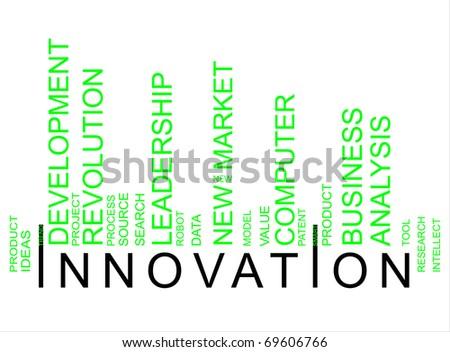 green innovation bar code