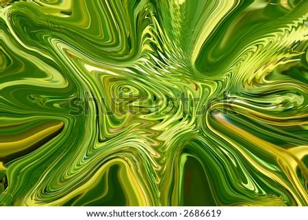 Green Lava Green Lava