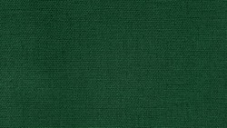 green linen fabric texture background ,green color scheme for christmas concept background.