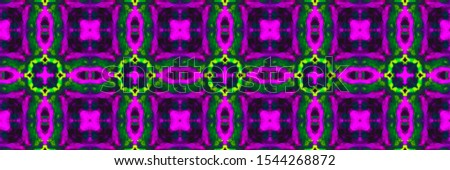 Green Mysterious Background. Tile Bohemian Flower Cyberpunk Style. Green Mysterious Background. Green Iran Fine Surface. Cyberpunk Andalusia