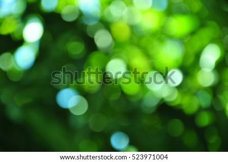 Green nature. #523971004