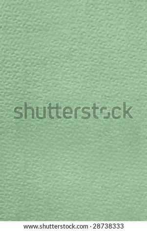 Green paper texture