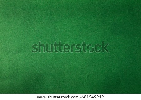 Green Paper Textured #681549919