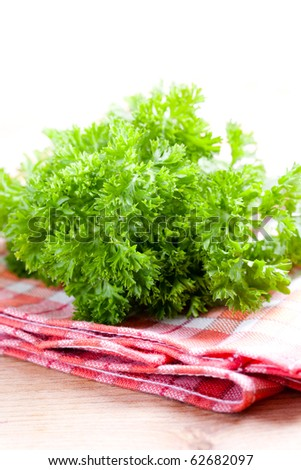 green parsley