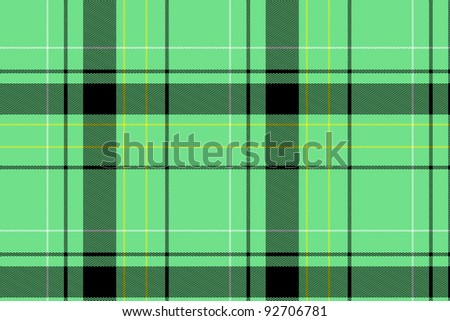 green pattern design