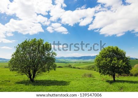 Green planet - Earth